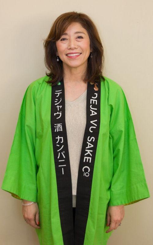 Yukino Ochiai Sake Master