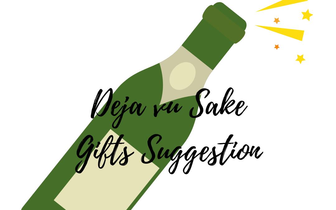 Gift suggestions from Team Deja vu